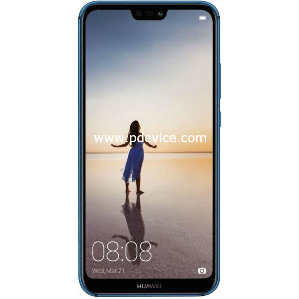 Huawei Nova 3e Smartphone Full Specification